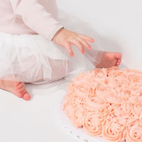 """Smash the cake"" med Ingrid"